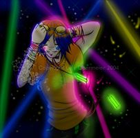 - Like a Rave Machine - by roxy-chan