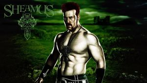 Sheamus WWE by TarghanM