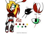 Kia's ref by angelforever555