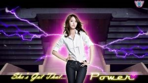 She's Got That Power by theRealJohnnyCanuck