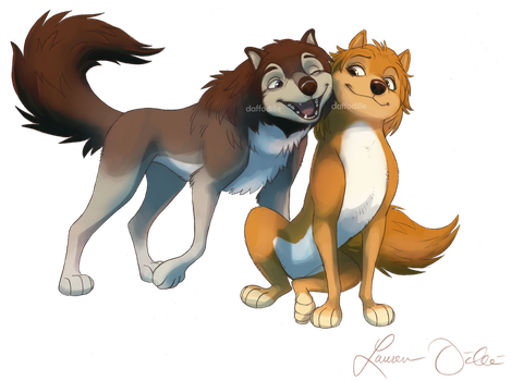CM: Alpha and Omega by DaffoDille
