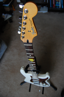 Fender Strat by spcefrk