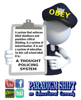 Lets Be HONEST About EDUCATION by paradigm-shifting