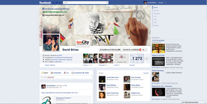 Facebook Timeline Cover by codexcs