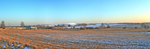 Winter panorama by e-w-d-a