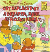 Berenstain Bears Get Replaced by MahBoi-DINNER