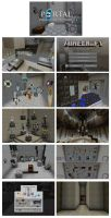 Precisely and Modified Portal (Minecraft Packs) by Carlotta4th