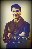 Rest In Peace Mr. Swayze by g29