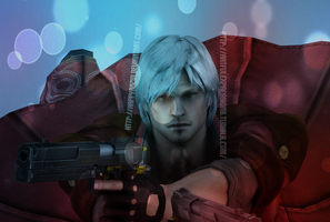 Dante in the air by MindForcet