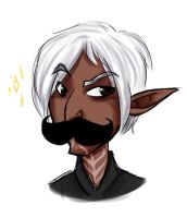 fen moustache you a question by thatlaughingstar