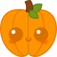 Kawaii Pumpkin by amis0129