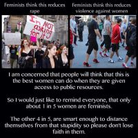 Is This The Best Feminism Can Do? by HoneyBadgerRadio