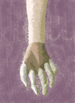 Dead Space Hand by Squidmissile