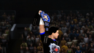 K.C. Punk: The Champ Is Here! by TavenPrower
