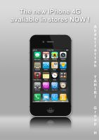 Iphone 4 by 0MrLonely0