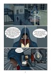 BD Assassin's Creed Unity (page 1) by Maxstil