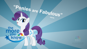 Rarity: The more you know. by AxemGR