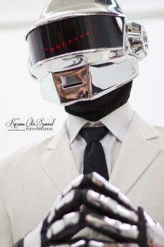 Cosplay - Daft Punk by K-rie13