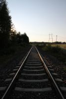 Railroad by Arctictouch