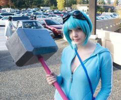 ramona flowers: truce? by PookieBearCosplay