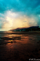 SunSet in Cairns by HeartsOfStone