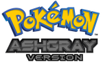 Pokemon AshGray Fan Logo by Peetzaahhh2010