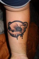 Twei Panda Tattoo 2 by ShadowMaginis