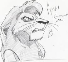 Kovu -The Lion King 2- by blazekins678