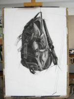 backpack study by AlexTzutzy