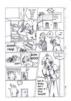 Beta ver Comic 001 by Thurosis