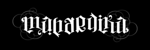 Ambigram of Mahardika by Evangarde