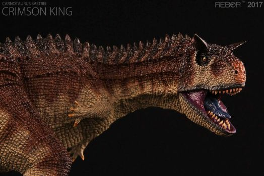 Rebor Carnotaurus  by zoome3