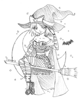 Sandra, for Murphy's contest. by xyr