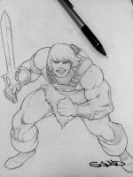 old school alert ! HeMan by Sajad126