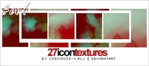 Icon Textures Set_001 by Lusciouss-x