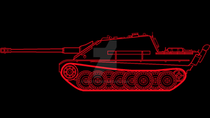 JagdPanther. Better than Tiger II by COLT731
