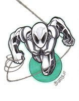 Future Foundation Spider Man by Burke73