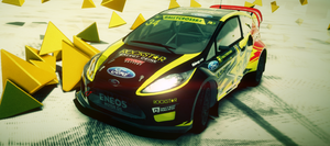 Tanner Foust - Rockstar/OMSE - 2013 - ERC by I-W-E