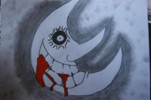 Soul eather's crazy moon by BloodyRK