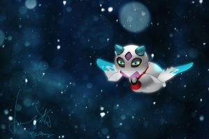 Frost, snow and froslass 3 by Alma1129