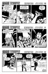 Rogue Trooper published strip episodes 10, 11, 12 by Paul-Moore