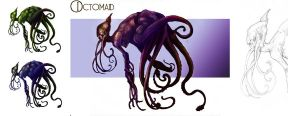 octomaid by V4m2c4