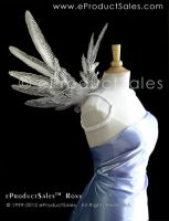 Roxy Pheasant feather Wings costume by eProductSales