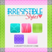 +IrresistibleStyles by iLivingHappy