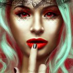 Red Beauty by Lolita-Artz