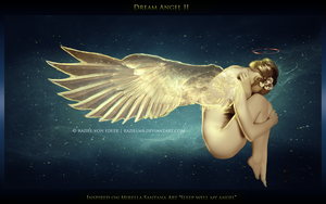 Dream angel II by GeneRazART