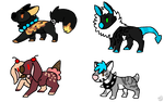 Canine Cheebs OPEN 2/4 by Cataclasum