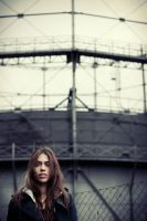 Gaswerk. by Be-at