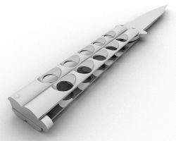 butterfly knife by Bails