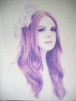 Lana Del Rey .2 by desertghoul